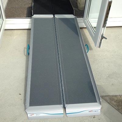Portable Ramping Solution - Seaford - Domestic Customer