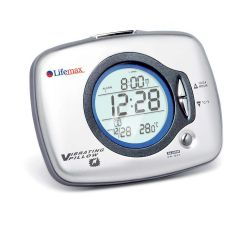 Under Pillow Vibrate Alarm Clock