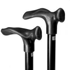 Folding Contour Grip Walking Stick