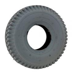 Grey Block 3.00 x 4 Tyre