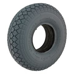 Infilled Grey Diamond 4.00 x 5 Tyre