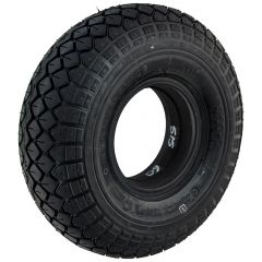 Infilled Black Diamond 4.00 x 5 Tyre