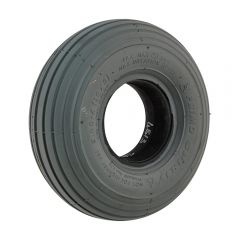 Infilled Grey Rib 3.00 x 4 Tyre