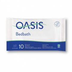 Oasis Bed Bath Washcloths (Pack of 10)