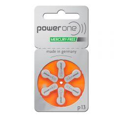 Orange Hearing Aid Batteries