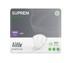 Lille Shaped Mens Pads - Extra (650ml)
