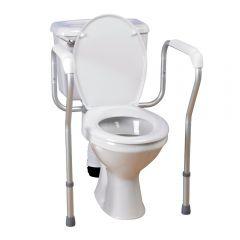 Integral Toilet Frame