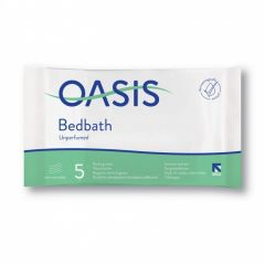 Oasis Bed Bath Washcloth (Pack of 5)