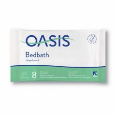 Oasis Bed Bath Washcloth (Pack of 8)