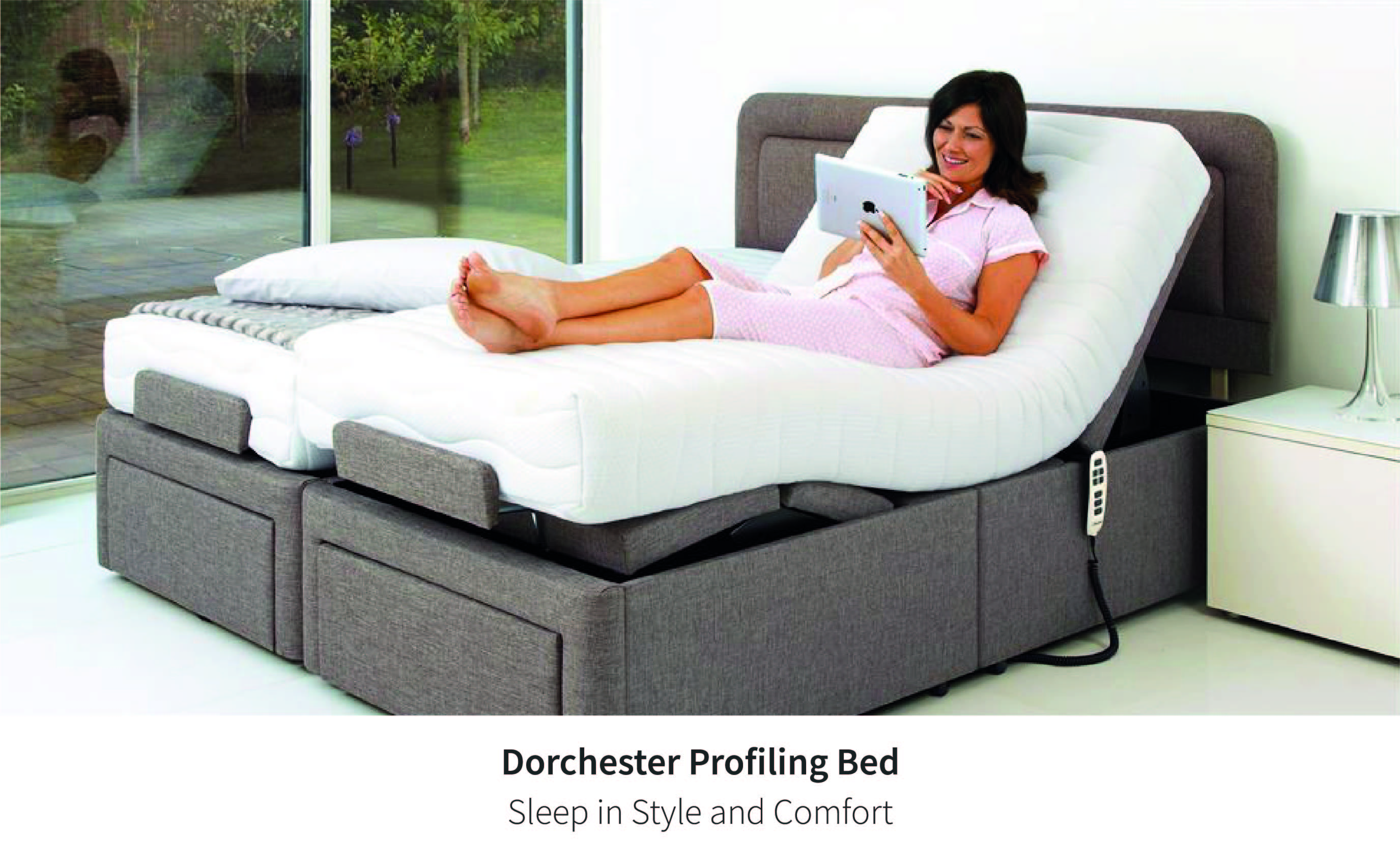 The Dorchester Profiling Bed