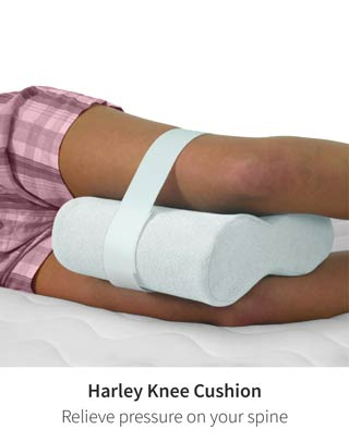 Discover the comfort of a knee cushion