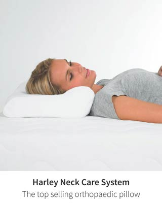 Add a touch of comfort with the Harley Neck Care System