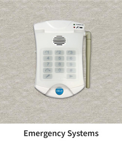 Emergency alarm systems