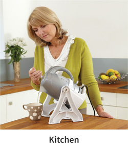 Assistive kitchen aids