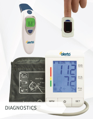 Blood pressure monitors and oximeters for next day delivery