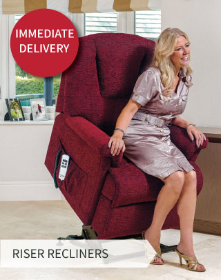 Riser Recliners for immediate delivery